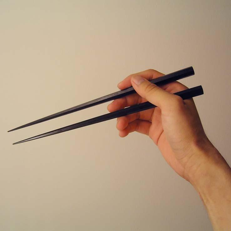 Você sabe como utilizar os hashis?