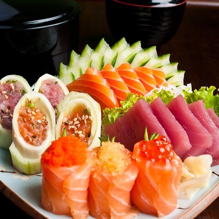 Os erros mais comuns ao comer comida japonesa